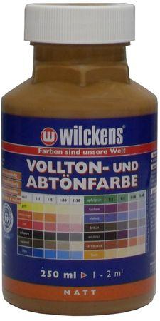 WILCKENS Voll- und Abtönfarbe CARAMEL Matt LF 0,25 Liter