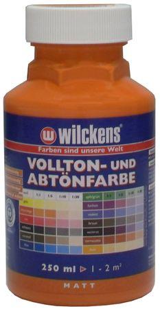 WILCKENS Voll- und Abtönfarbe REINORANGE Matt LF 0,25 Liter