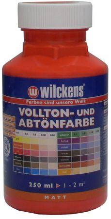 WILCKENS Voll- und Abtönfarbe ROT Matt LF 0,25 Liter