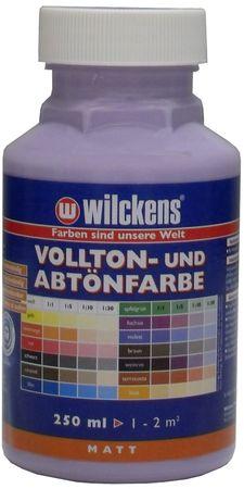 WILCKENS Voll- und Abtönfarbe VIOLETT Matt LF 0,25 Liter