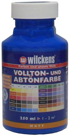 WILCKENS Voll- und Abtönfarbe BLAU Matt LF 0,25 Liter