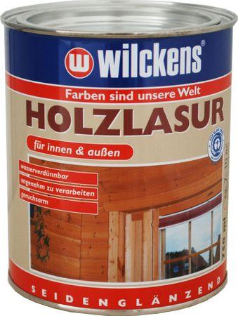 WILCKENS Holzlasur LF innen & aussen MAHAGONI SG 2,5 Liter