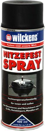 WILCKENS Hitzefestspray Hitze Spray SCHWARZ 400 ml