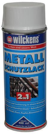 WILCKENS Metall Schutzlack Spray Dose WEISS 9010 400 ml