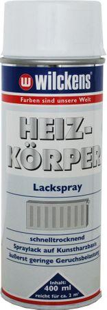 WILCKENS Heizkörper Lack Spray REINWEISS glänzend 400 ml