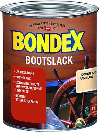 BONDEX Bootslack Yachtlack 2,5 Liter Farblos UV-beständig