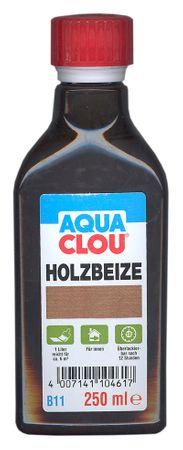CLOU B11 AQUA CLOU Holzbeize, Nr. 2525 eiche mittel 250 ml