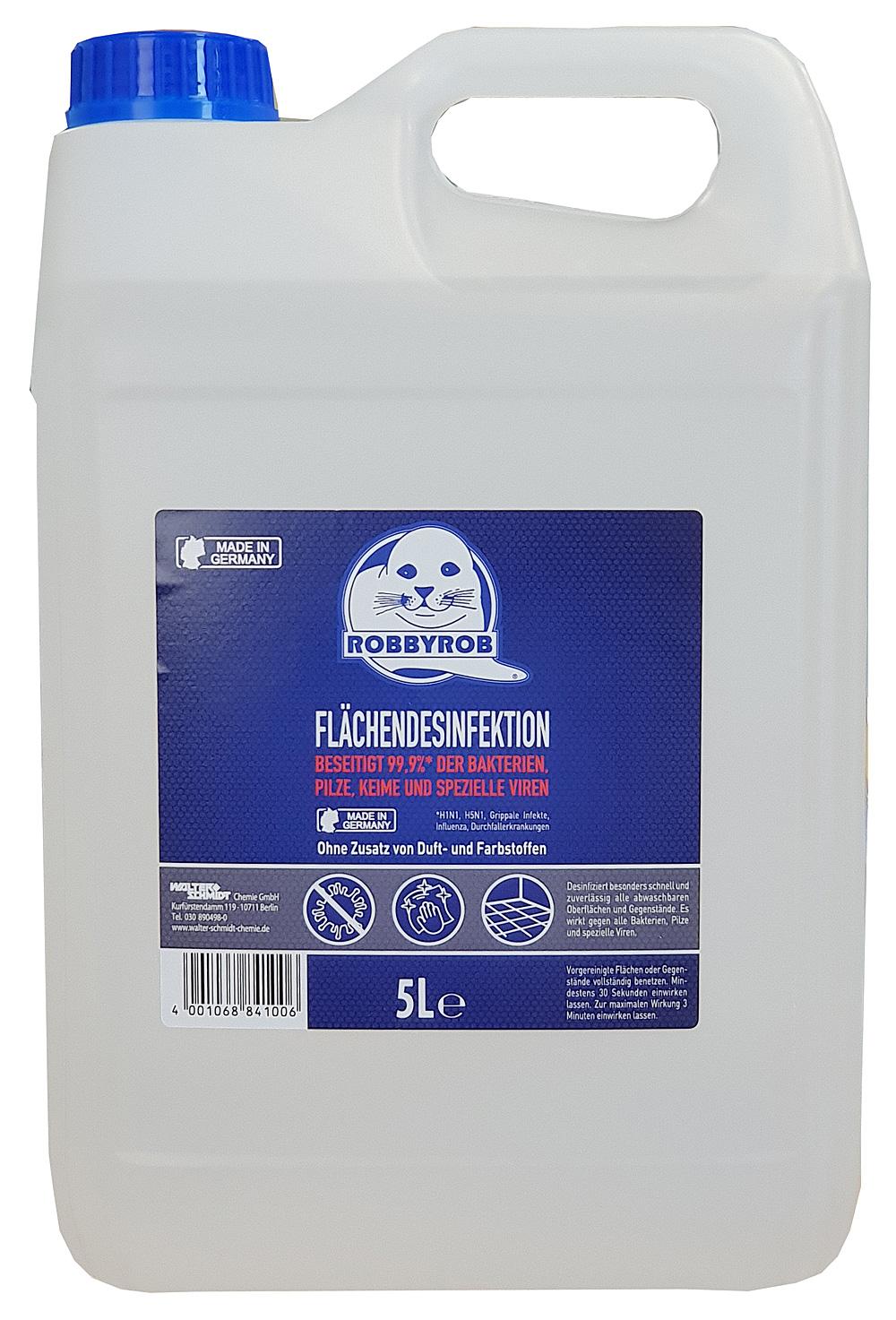 Desinfektionsmittel Handedesinfektionsmittel 2 X 1 Liter Gunstig