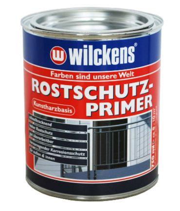 WILCKENS Rostschutz Primer Grundierung ROTBRAUN 0,375 Liter