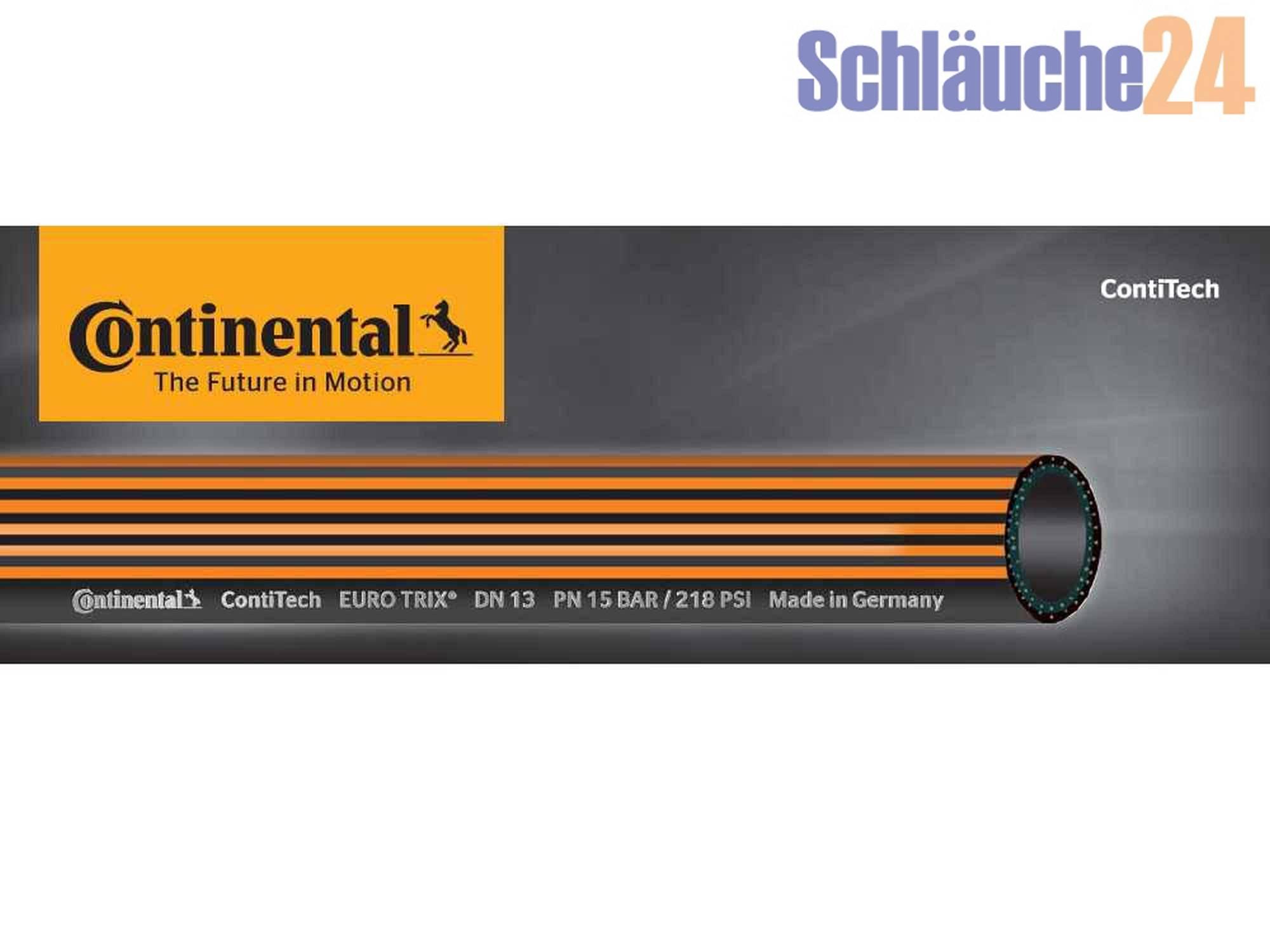 """Profi-Wasserschlauch EURO TRIX 3//4/"""" Innen-Ø 19mm Meterware: 5m bis 40m"""