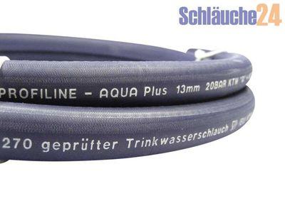 """Profiline-Aqua Plus 19mm (3/4"""") als Meterware, 5m - 50m Länge, Trinkwasserschlauch nach KTW-A, W270"""