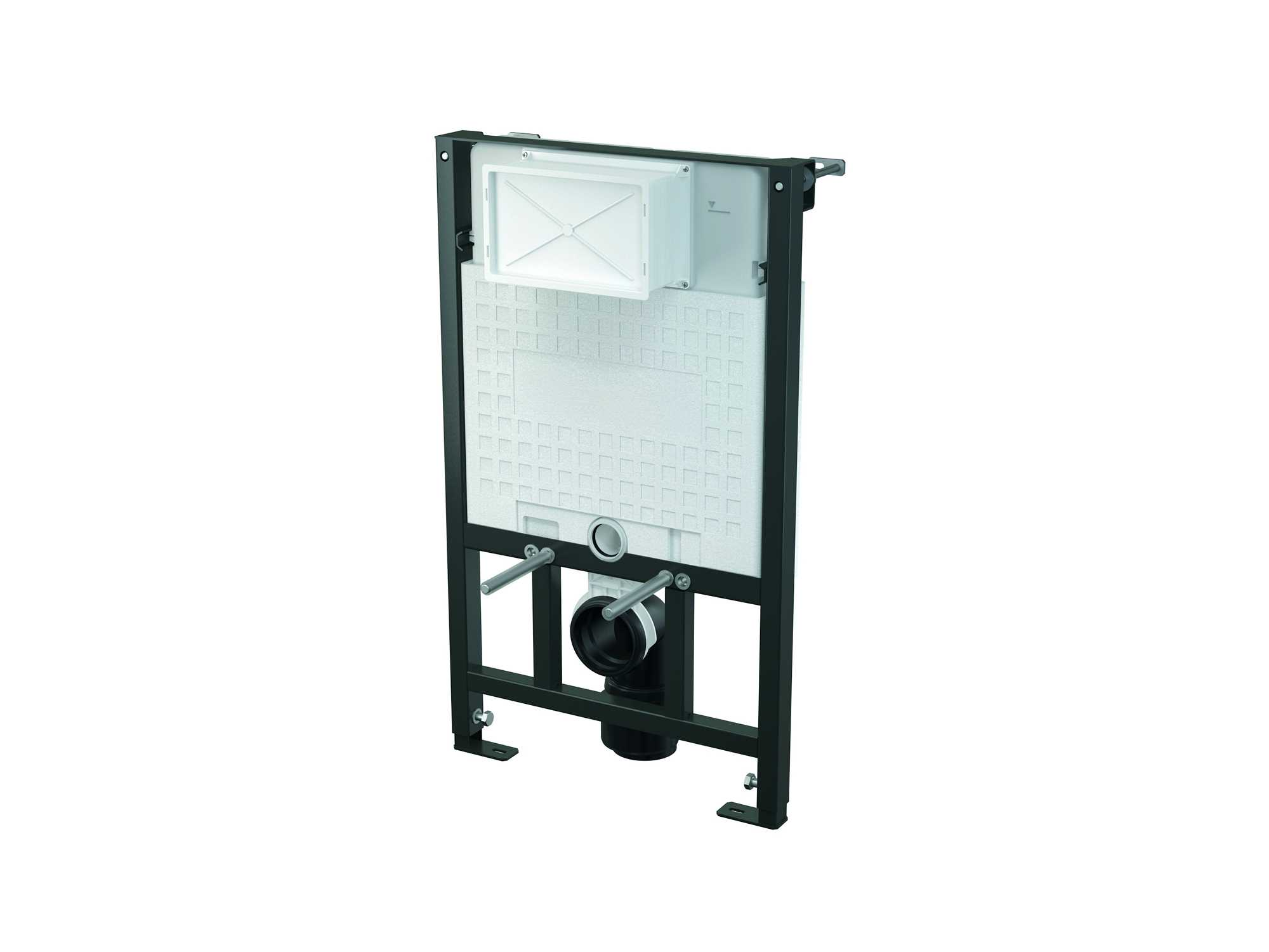 wc vorwandelement inkl premium dr ckerplatte zur wandmontage unterputzsp lkasten h nge wc. Black Bedroom Furniture Sets. Home Design Ideas
