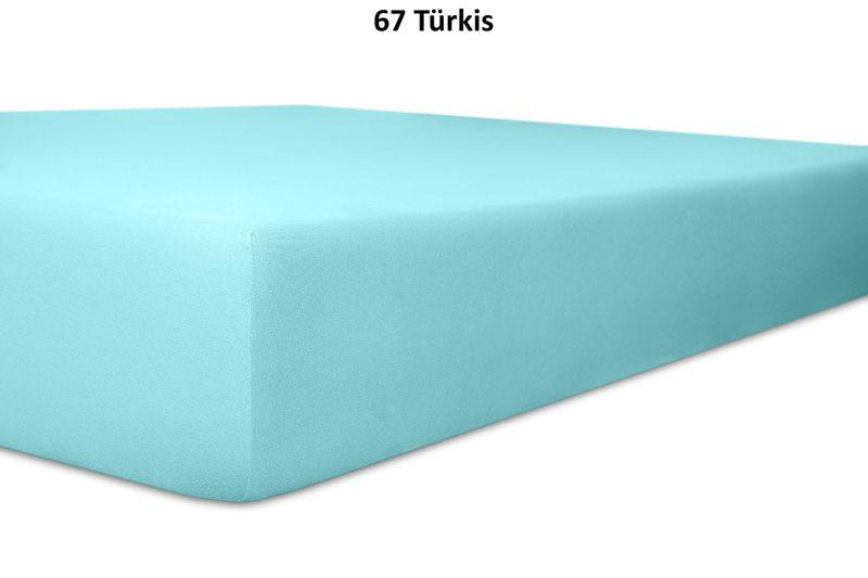 Keno Kent Jersey-Spannbetttuch, Farbgruppe blau – Bild 7