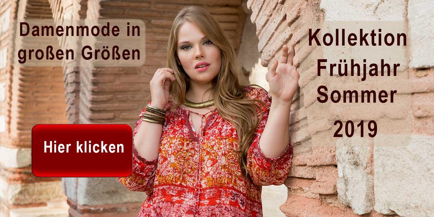 f58acd3b5f135 Mode für Mollige ❤ Damenmode Online Shop für große Größen