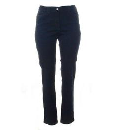 Sempre Piu by Chalou Damen Jeans Hose große Größen Blau 001