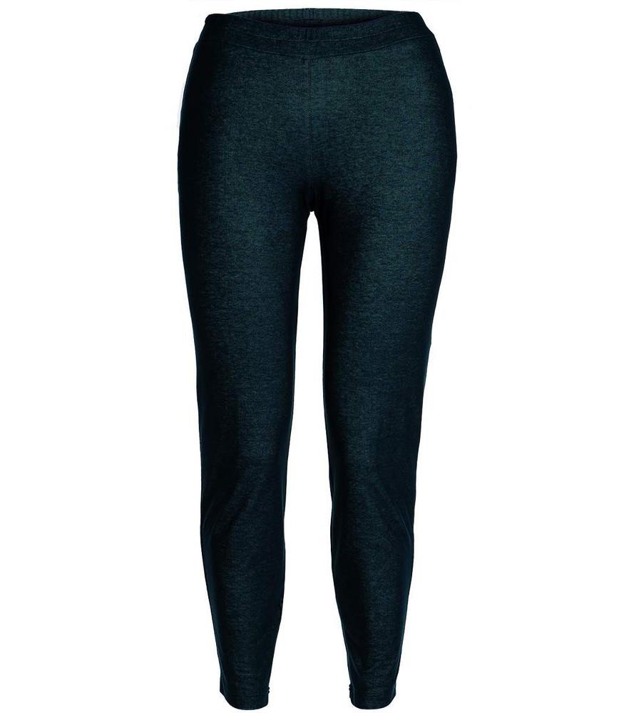 Blaue Jeggings & Jeans Leggings für Damen Große Größen