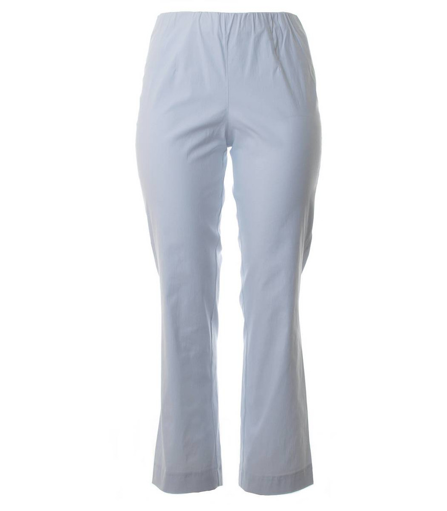 detailed look 8da5e 6924e Weiße Hose Damen Schlupfhose aus Viskose in großen Größen | Mode für  Mollige ❤ Damenmode Online Shop für große Größen