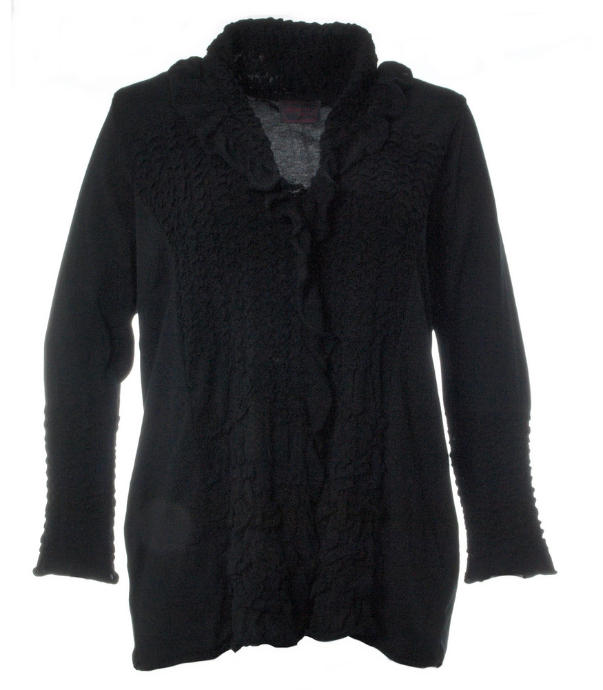 warme strickjacke damen schwarz gro e gr en kaufen. Black Bedroom Furniture Sets. Home Design Ideas