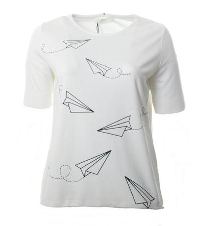 Ausgefallene T-Shirts Damen große Größen Jersey Online Shop