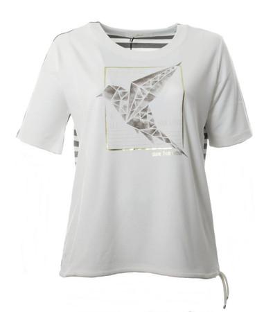 T-Shirt Vogel Damen große Größen Viskose Online Shop