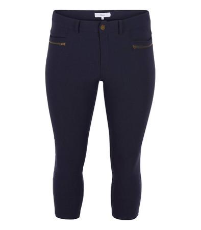 Zizzi Damen Slim Jeans Hose Jeggings Dunkelblau Größe 48