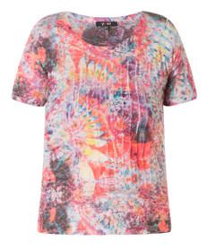 Buntes Yest Ausbrenner Sommer Shirt 001