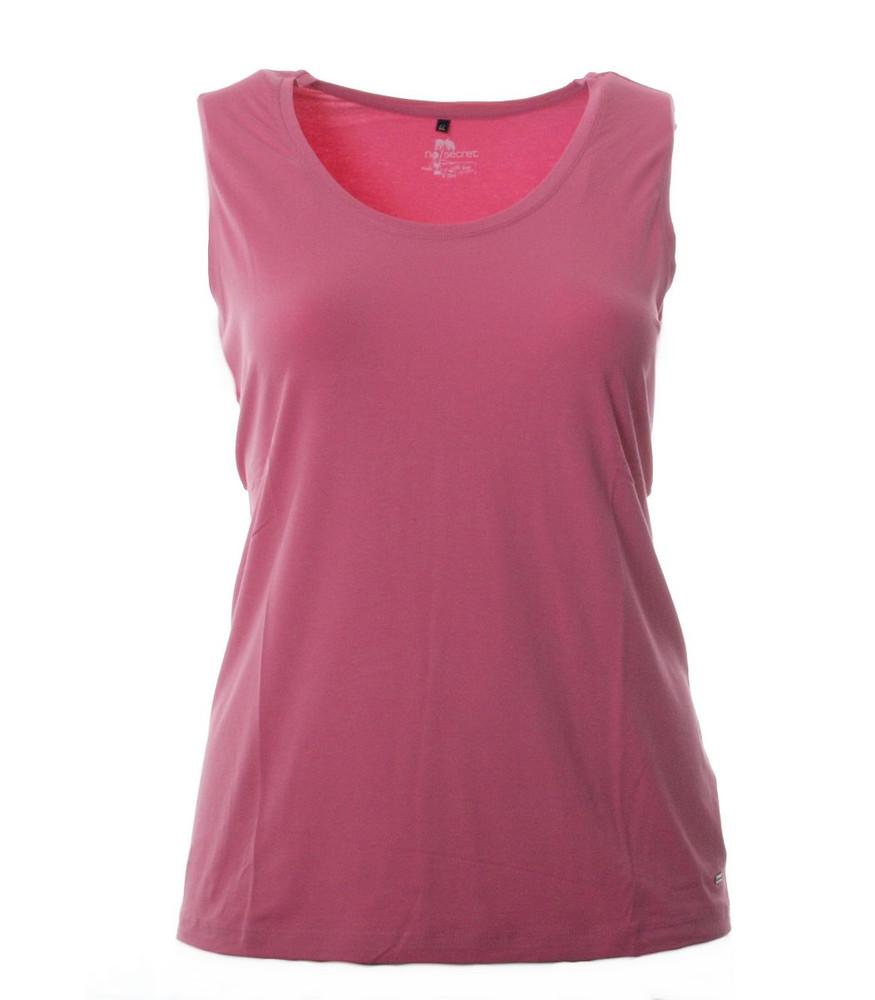 rmelloses t shirt top ohne rmel in rosa f r gro e gr en. Black Bedroom Furniture Sets. Home Design Ideas