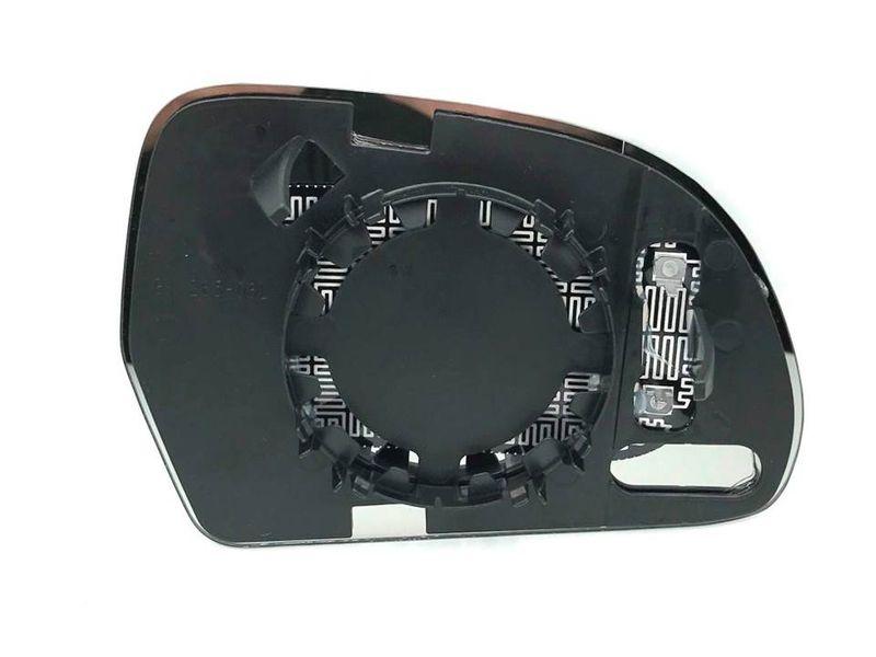 Spiegelglas Außenspiegel Spiegel Links asphärisch Skoda Octavia 1Z Superb 3T – Bild 3