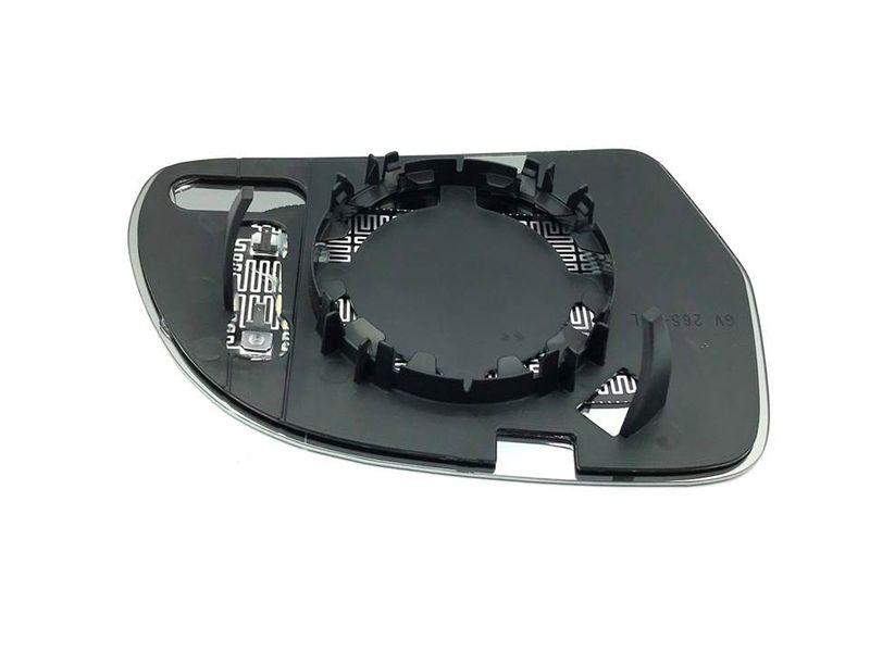 Skoda Octavia 1Z3 1Z5 Superb 3T4 3T5  SPIEGELGLAS Außenspiegel Spiegel LINKS asphärisch – Bild 6