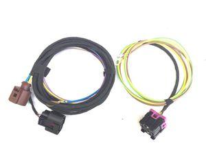 VW Polo 6R Kabelbaum Kabelsatz Kabel SRA SWRA Scheinwerferreinigung für Xenon 001