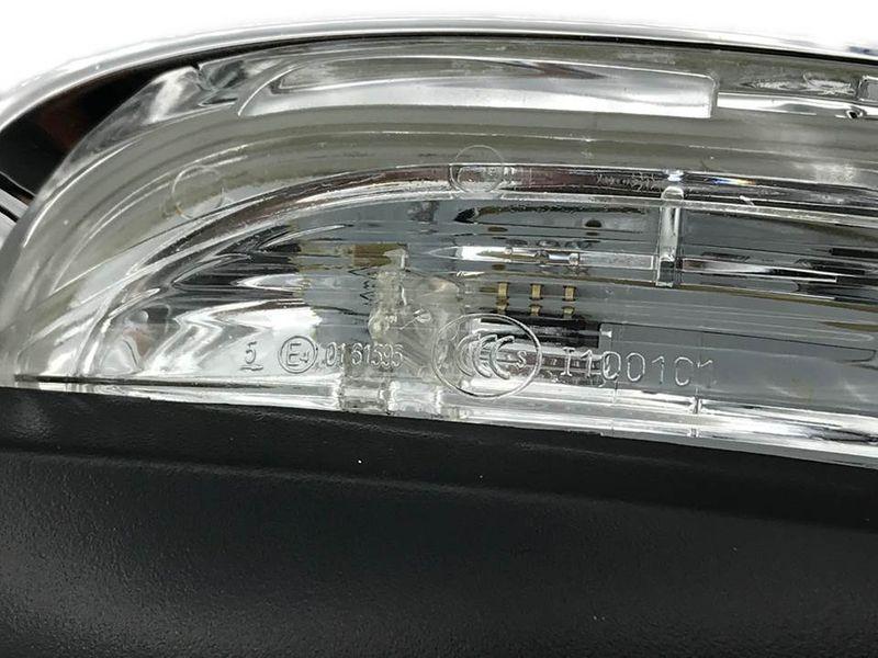 LED Blinkleuchte Spiegelblinker mit Umfeldbeleuchtung rechts VW Golf IV 6 Touran – Bild 6