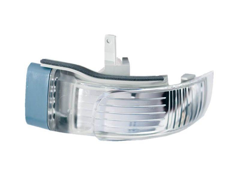 VW TOURAN 1T1 1T2 bis 05.09  Blinker Blinkleuchte Spiegelblinker Links Weiß – Bild 1