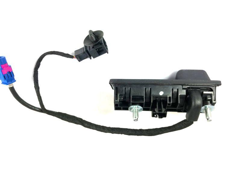 Rückfahrkamera Kamera Cam RNS510 RVC A4 A5 A6 Golf Passat Sharan Tiguan Touran  – Bild 4