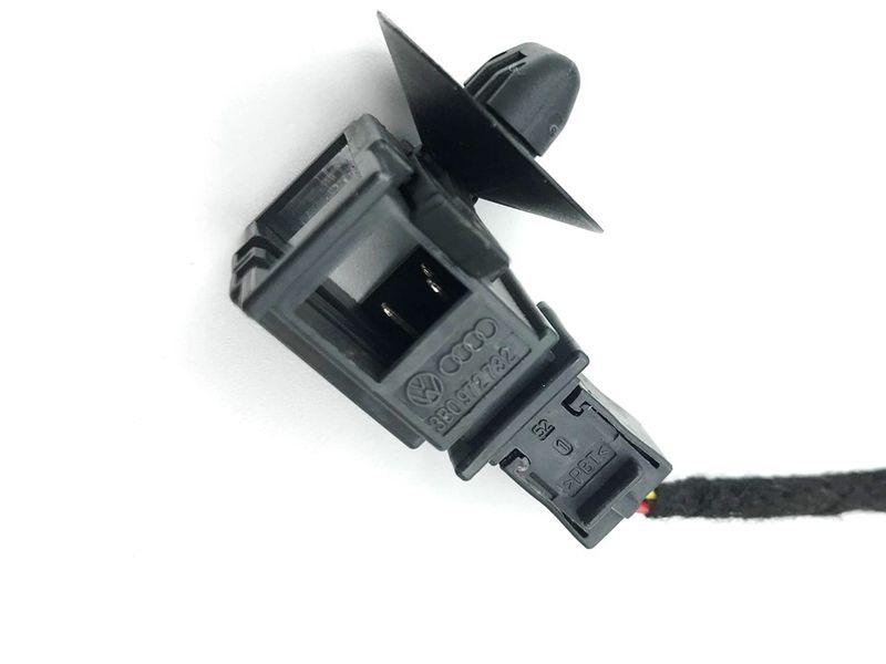 Rückfahrkamera Kamera Cam RNS510 RVC A4 A5 A6 Golf Passat Sharan Tiguan Touran  – Bild 6