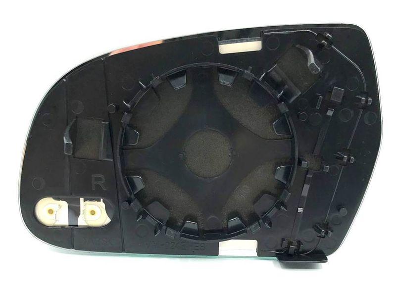 Spiegel Spiegelglas Außenspiegel Glas rechts konvex Audi A3 8P A4 8K A5 8T – Bild 3