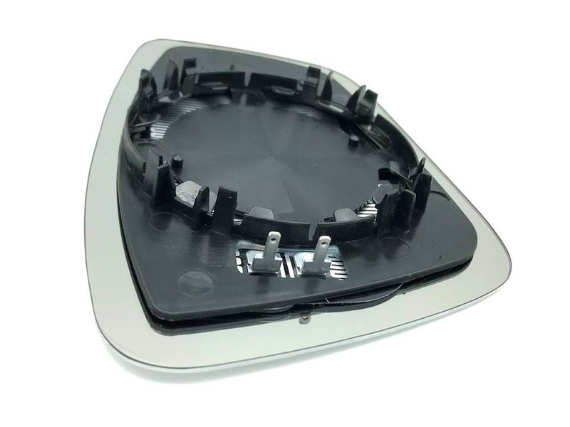 Spiegelglas Spiegel Außenspiegel Glas Links Asphärisch beheizbar VW Up Seat Mii  – Bild 4