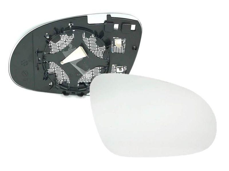 Spiegelglas konvex rechts beheizbar Ersatzglas Spiegel Glas 3C0857522  1K0857522 – Bild 1