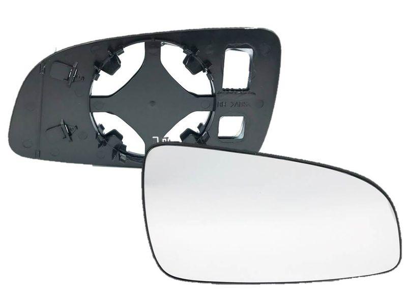 Opel Astra H Spiegelglas Spiegel Außenspiegel Glas Rechts Konvex  – Bild 1