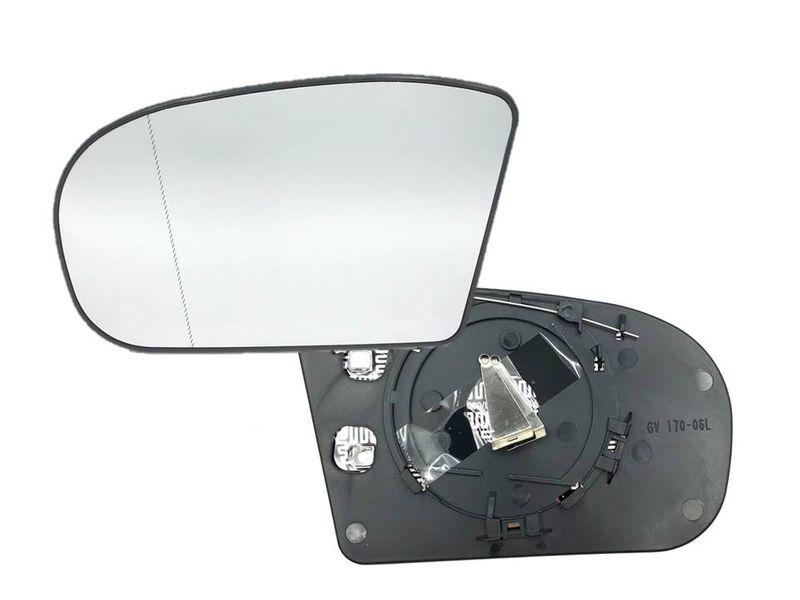 Spiegelglas Spiegel Außenspiegel Glas Links asph. beheizbar MB C E W203 W211 – Bild 1