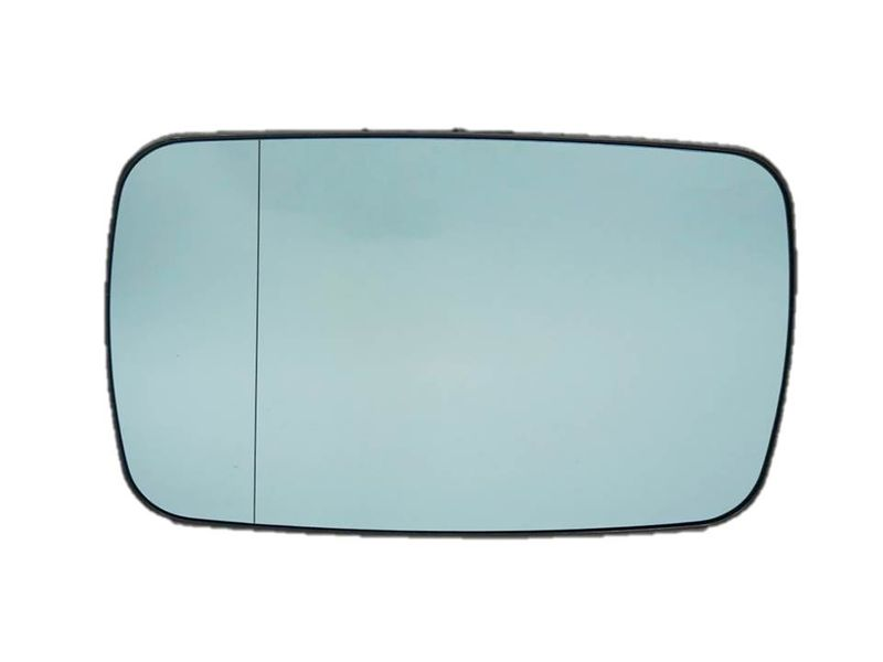 Spiegelglas Spiegel Außenspiegel Glas Links beheizbar blau BMW 3 E46 5 E39 7 E38 – Bild 2