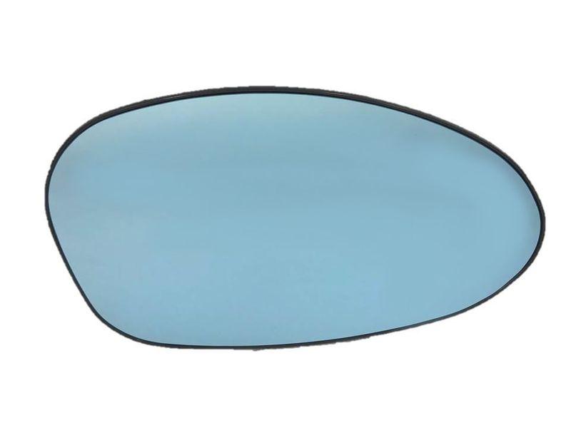 Spiegelglas Spiegel Außenspiegel Glas Rechts Blau konvex BMW 1er E80 3er E90 – Bild 2