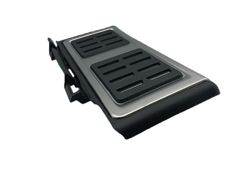 Fussstütze Fussablage Edelstahl Fußstütze für Pedale VW Golf VII 7 Tiguan MQB – Bild 4