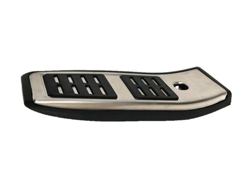 Fussstütze Edelstahl Fußstütze Fussablage für Pedale Pedalset A4 B9 A5 S5 – Bild 3