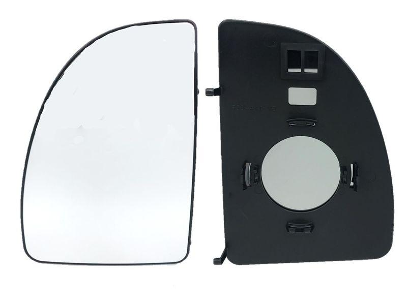 Spiegelglas Links Außenspiegel Spiegel oben Jumper Ducato Boxer 99-06 – Bild 1
