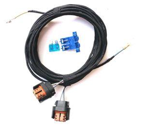Kabelbaum Nachrüstung Nebelscheinwerfer Kabel NSW VW UP bis 5/16  001
