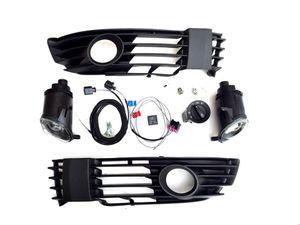 Nebelscheinwerfer Nachrüstung NSW Set Kit Komplettset Schalter VW Passat 3BG  001