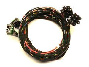 VW T5 7H Sitzheizung 6pol SH Adapter Kabel Kabelset Kabelbaum Standard 001