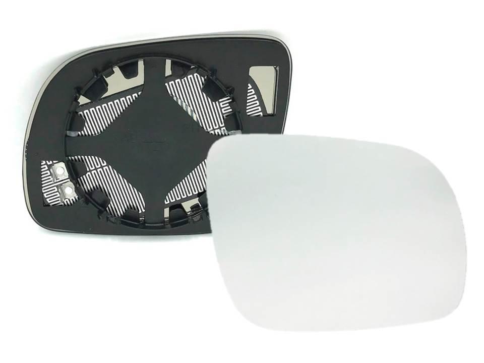 Spiegelglas Außenspiegel 125*100 Glas konvex Rechts Seat Arosa