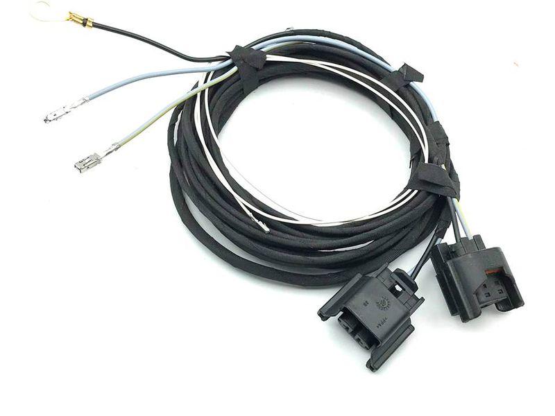 Kabel Kabelbaum Nebelscheinwerfer NSW VW Golf VI 6 nur GTI GTD H8 – Bild 1