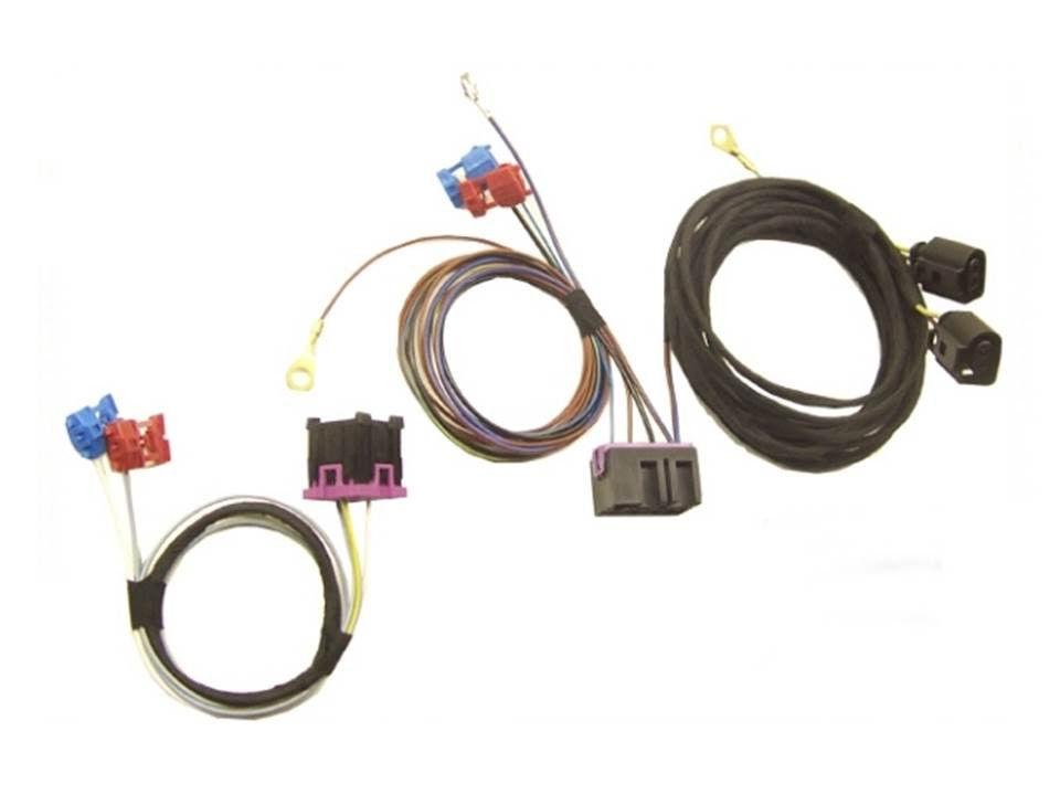 kabel kabelbaum nebelscheinwerfer nsw audi a4 b5 99 01. Black Bedroom Furniture Sets. Home Design Ideas